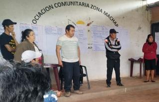 Macharetí avanza en la construcción de su Autonomía Indígena Originaria Campesina