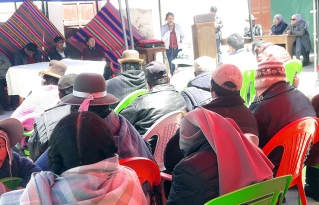Asociación de Mujeres de Achacachi inauguró infraestructura para la transformación de productos alimenticios