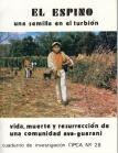 El espino. Una semilla en el turbión: vida, muerte y resurrección de una comunidad ava-guaraní. Cuadernos de Investigación, Nº 28