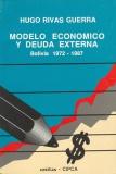 Modelo económico y deuda externa: Bolivia 1972-1987 (1)