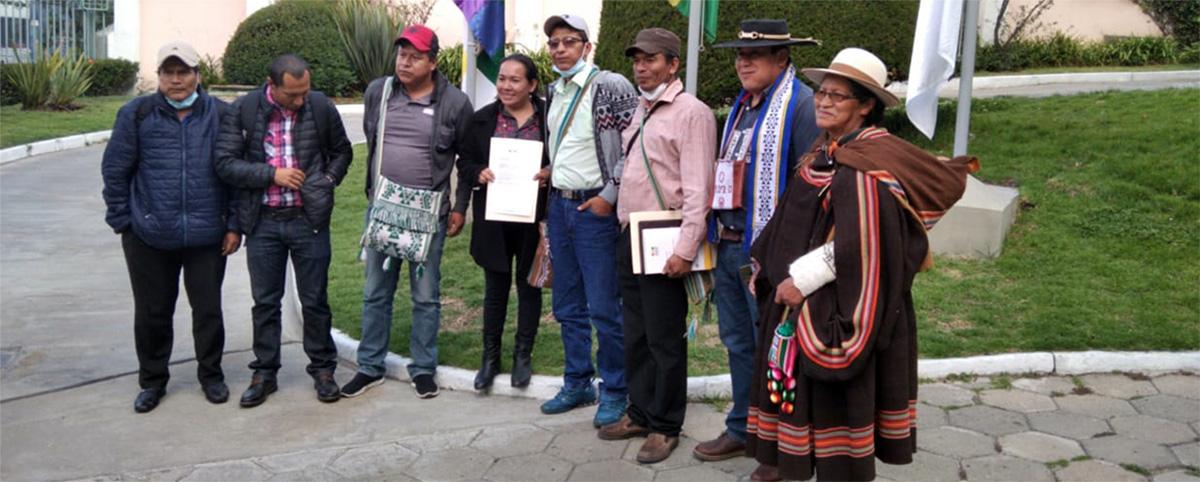 Cuatro procesos de Autonomías Indígenas se implementarán en las elecciones subnacionales