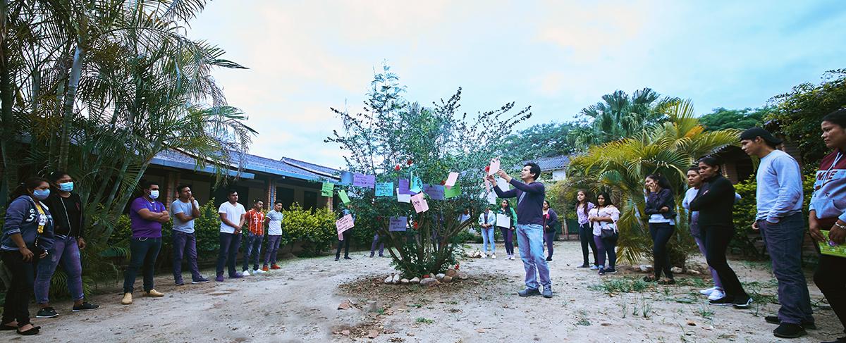 Jóvenes de la Autonomía Guaraní Charagua Iyambae analizan desafíos pos-pandemia