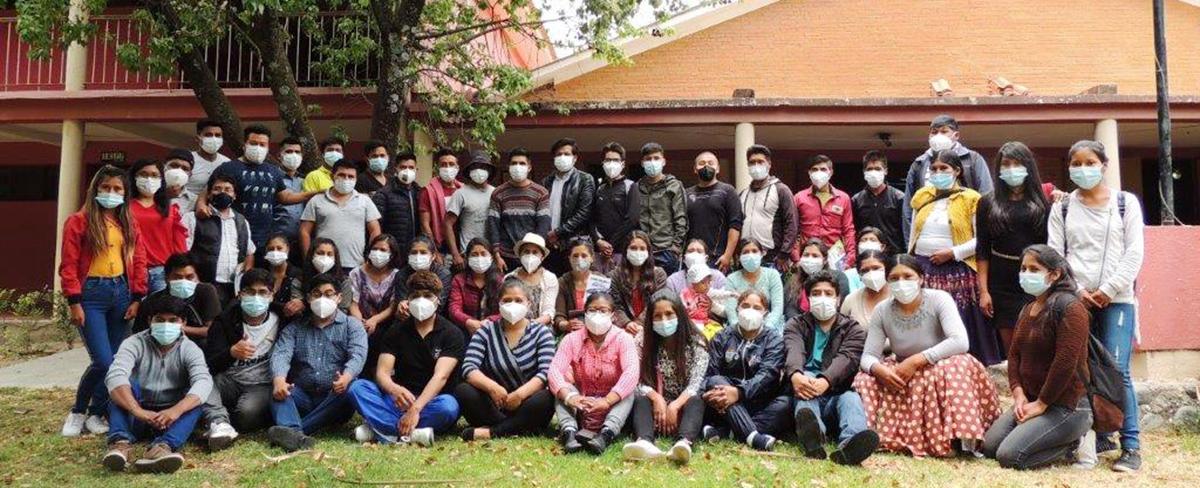 Jóvenes rurales y urbanos exigen el fortalecimiento de sus derechos sociales, políticos y económicos