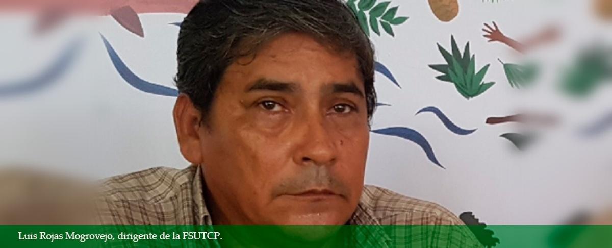 Dirigente lanza duras críticas a modelo de desarrollo gubernamental en la Amazonía