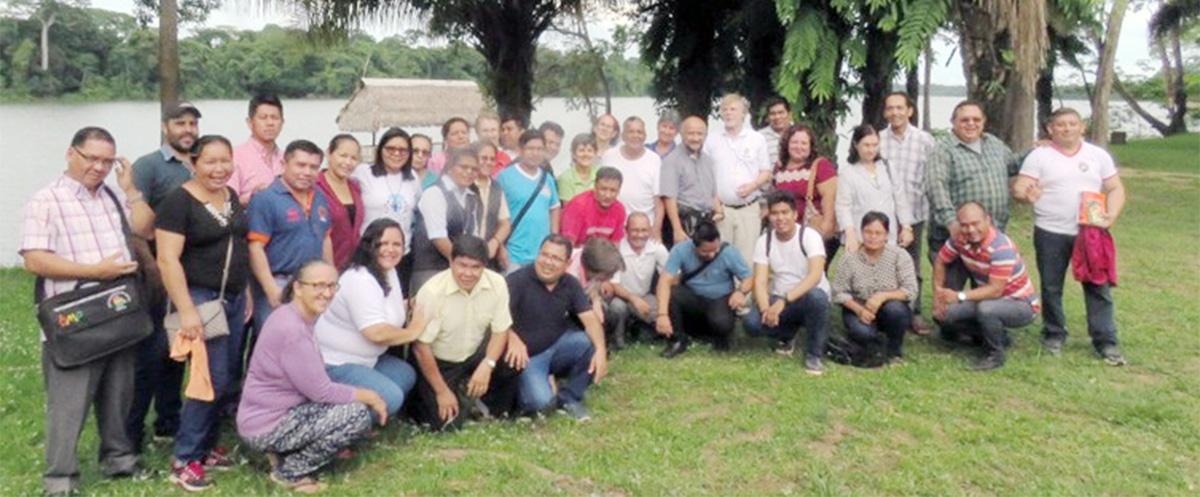El Vicariato de Pando en preparativos hacia el Sínodo para la Amazonía