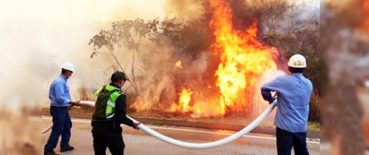 Entidades académicas piden declarar zona de desastre y gestionar ayuda para la Chiquitania