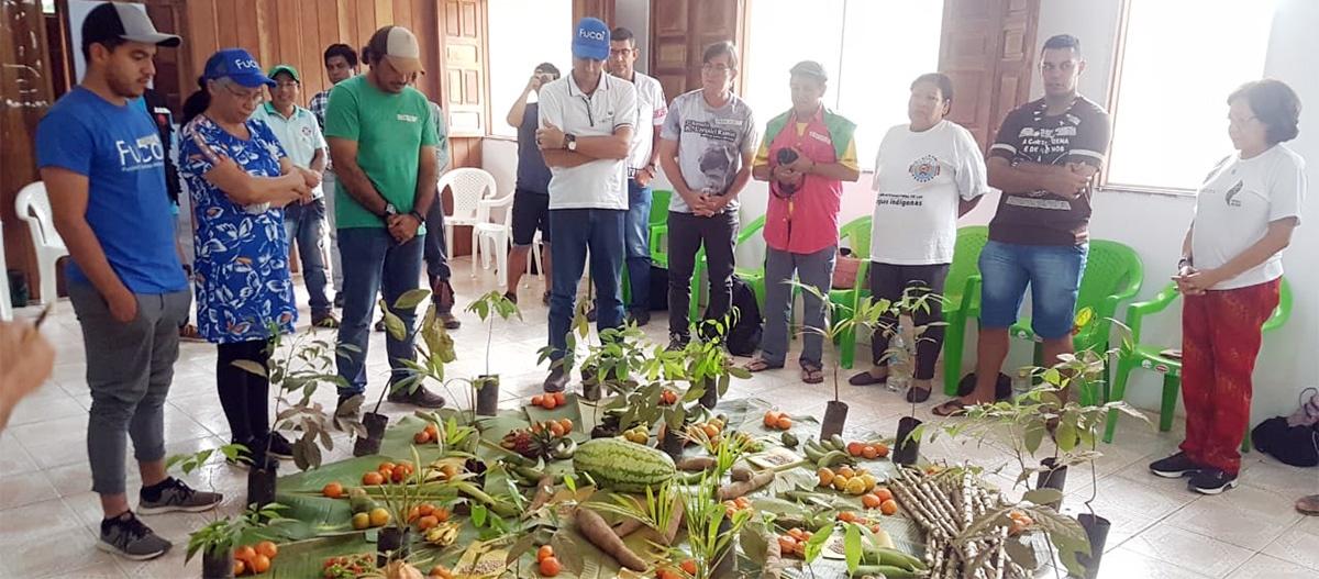 Eje de Justicia Socio Ambiental y Buen Vivir de la REPAM se reunió en Cobija