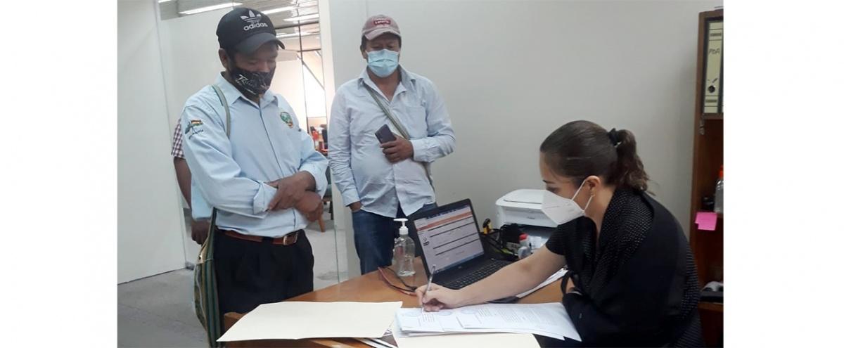"""Acciones legales en contra de la Autonomía Indígena Guaraní """"Kereimba Iyaambae"""""""