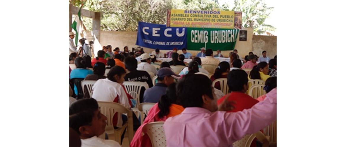 Conversatorio refleja el largo caminar de las autonomías indígenas en Bolivia