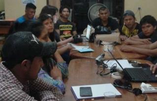 Plataforma de jóvenes de la Amazonía nace en Rurrenabaque con agenda propia