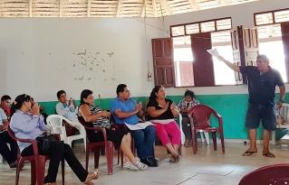 BOCINAB hace entrega de Ley de la Amazonía a autoridades nacionales y organizaciones sociales