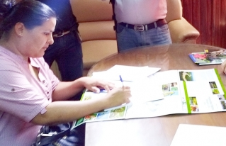 Convenio de cooperación interinstitucional entre CIPCA y la UAB permitirá el desarrollo de investigaciones en el Beni