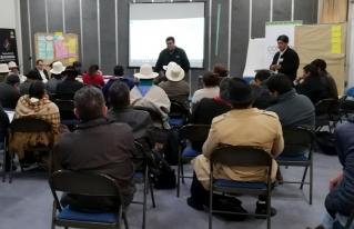Autonomías indígenas elaboran propuestas para modificar normas básicas de administración de recursos públicos