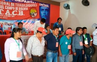 Trabajadores asalariados del campo celebran su III Congreso Nacional