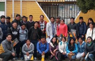 Jóvenes de valles interandinos y del altiplano compartieron experiencias en implementación de políticas públicas y emprendimientos económicos