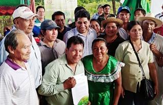 Pueblos Indígenas del TIM reciben Resolución de dotación y titulación de ex concesiones forestales y continuarán su proceso autonómico