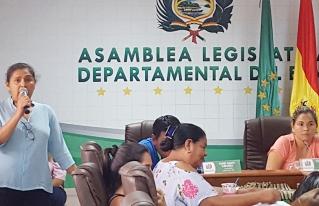 Asamblea Legislativa Departamental del Beni aprobó en grande  el nuevo Proyecto de Ley del Cacao Nativo Amazónico