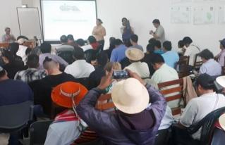 En Santa Cruz inició la Cumbre por la Naturaleza, los territorios y la vida