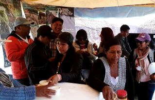 1º Feria Agropecuaria de Desarrollo Integral para la Seguridad Alimentaria a la Seguridad Alimentaria y Rueda de Negocios