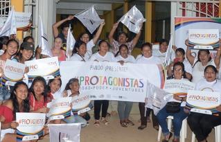 Mujeres y jóvenes de Pando ejercen sus derechos políticos
