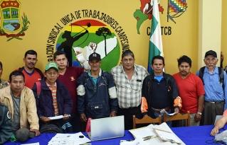 En Pando flexibilizan la normativa para hacer los Planes de Gestión Integral de Bosques y Tierras