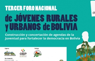 Jóvenes de todo el país se reunirán en La Paz el 15 y 16 de agosto para definir una agenda común a ser presentada a candidatos