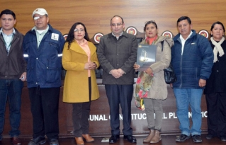 El municipio chaqueño de Huacareta recibe la declaración de constitucionalidad de su proyecto de Carta Orgánica