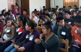 Autoridades Municipales y la Central Regional de Anzaldo se comprometen a impulsar la aprobación de la Ley Municipal de la Juventud