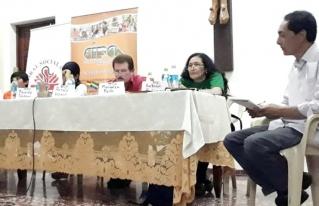 En Camiri candidatos y candidatas a la diputación por la circunscripción 55 presentaron sus propuestas ante la ciudadanía