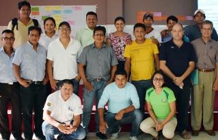 En Cobija actores de la cadena productiva de frutos amazónicos se reunieron para debatir una estrategia de comercialización para el asaí