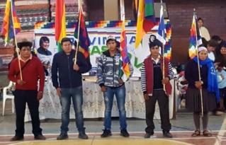 La organización de la Provincia Carrasco Valles evaluó su agenda estratégica y renovó su directorio