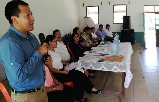 Asambleístas del Ñemboati Guasu de la Autonomía Guaraní Charagua Iyambae son acreditados para la gestión 2020-2022