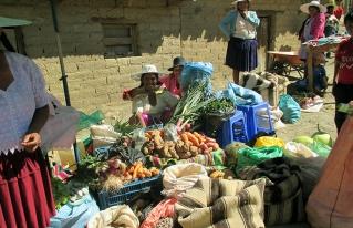 En Torotoro no sufren desabastecimiento de alimentos gracias a las ferias y al retorno del trueque