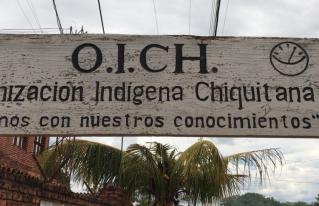 Organización Indígena Chiquitana se pronuncia en rechazo a decretos supremos que ponen en riesgo la diversidad biológica de Bolivia