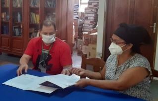 El Cipca Norte Amazónico y la Dirección de Educación de Pando firman convenio para el fortalecimiento de organizaciones sociales y productivas