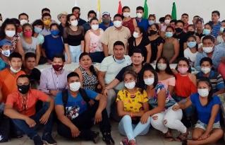 El Consejo Departamental de la Juventud Beniana nace en Guayaramerín