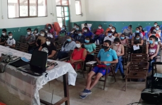 """Yaguata Tetapiapotaa Koti (Por el Sendero de la Autonomía Guaraní)"": Encuentro Intercultural de Jóvenes del Chaco"