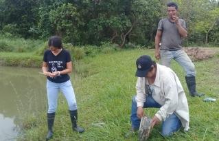 Inició el estudio participativo sobre diversidad, conservación y uso de peces nativos en comunidades de San Ignacio de Velasco