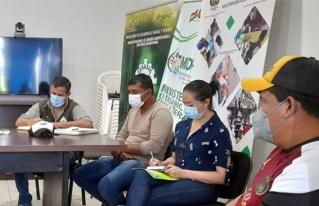 SENASAG distrital Pando endurece controles para el ingreso de pulpa de asaí del Brasil