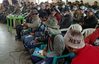Cumbre Productiva platea fortalecer la Agricultura Familiar Campesina