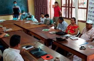 Presentación de la propuesta técnica para el manejo de germoplasma del cacao nativo en Beni