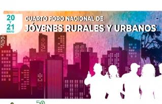 Jóvenes de distintas regiones del país compartirán y analizarán sus propuestas en el IV Foro Nacional de la juventud urbana rural