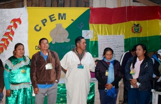Nueva dirigencia de la Central de Pueblos Étnicos Mojeños del Beni (CPEM-B) asume mandatos y desafíos para los próximos años