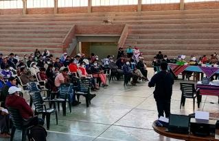 Segunda cumbre municipal reivindica la importancia de la agricultura familiar campesina
