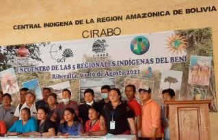 Pueblos indígenas del Beni retoman agenda orgánica y otorgan mandatos a sus autoridades políticas.