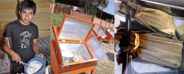 200 familias cocinarán con energía solar en la Amazonia boliviana