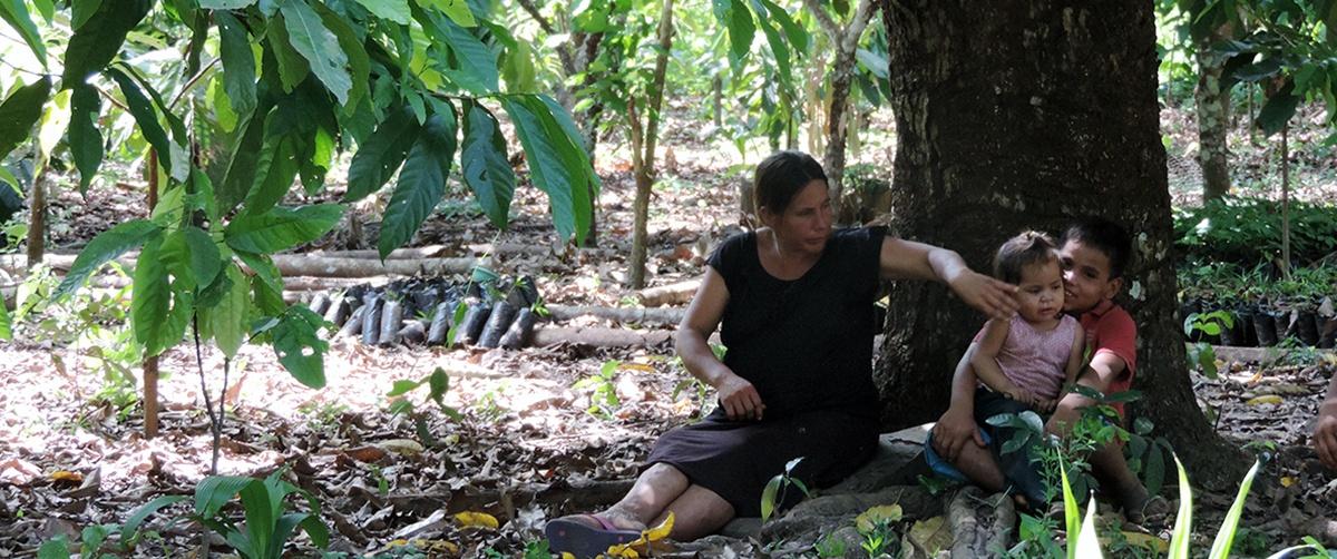 Mujeres del Norte Amazónico boliviano y efectos del coronavirus en sus vidas