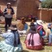 Octubre, un mes más para la mujer rural boliviana que avanza lentamente en sus reivindicaciones