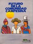 Futuro de la comunidad campesina. Cuadernos de investigación, Nº 35