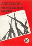 Achacachi: medio siglo de lucha campesina. Cuadernos de Investigación, Nº 19
